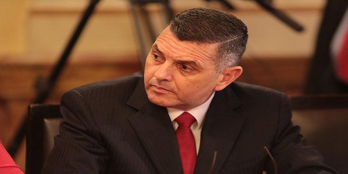 Ángel Belisario Martínez, ministro de Pesca y Acuicultura.