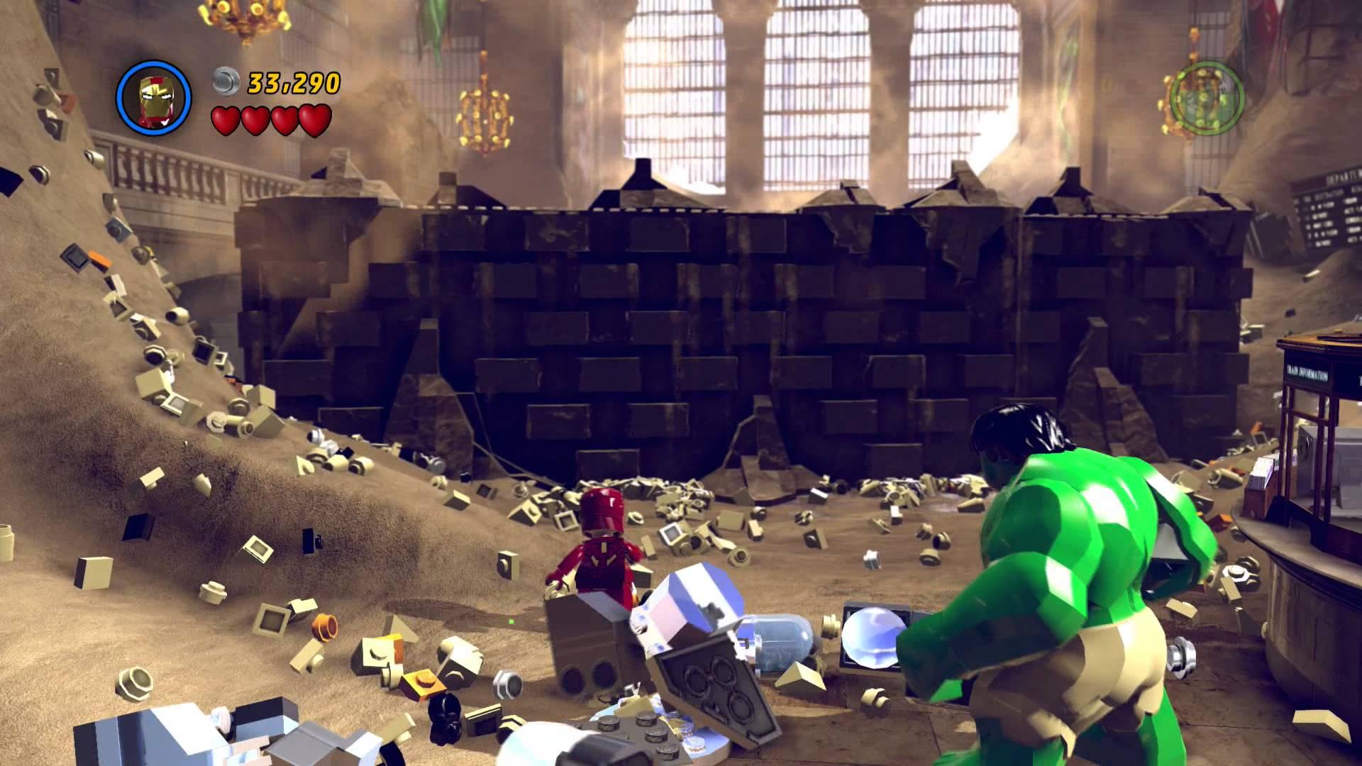 Playstation Regalara Nuevas Descargas Para El Juego Lego Marvel En
