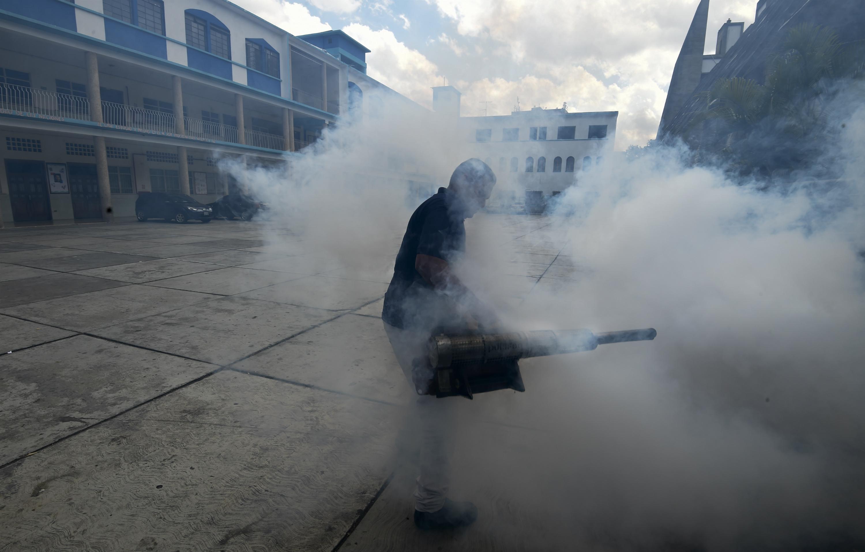 fumigacion zika