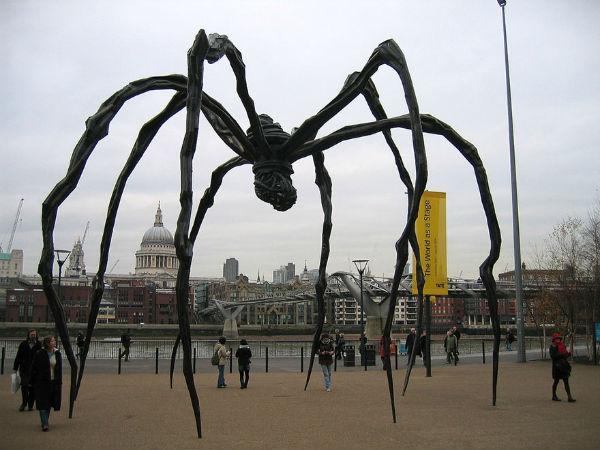 Araña Tate Modern, Londres, Reino Unido