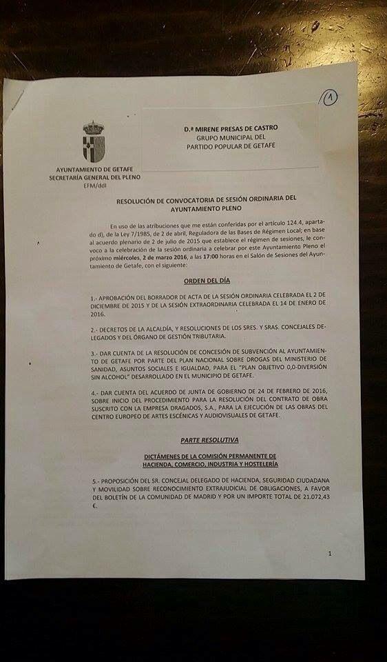 Ayuntamiento Getafe 1