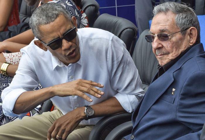 Barack Obama en visita oficial a Cuba | Foto AFP
