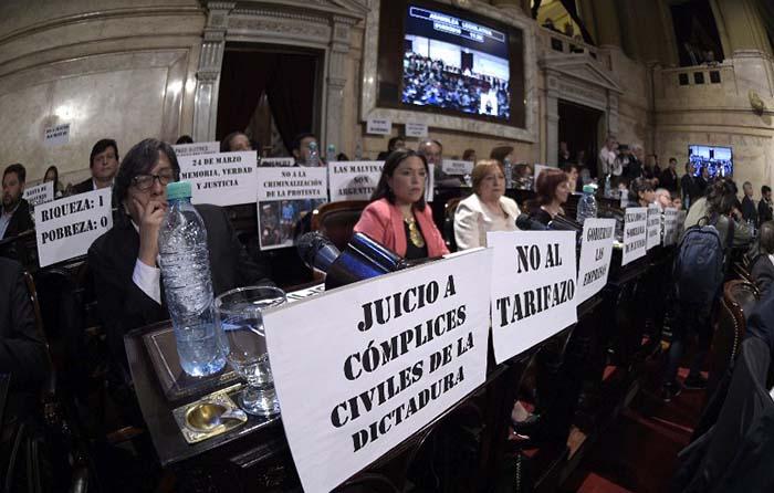 Foto AFP / Juan Mabromata