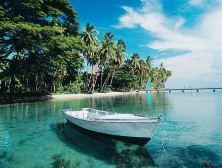 Estas 333 islas del Pacífico Sur, la mayor parte de ellas vírgenes, son una magnífica opción para un viaje de placer. Con un clima tropical perfecto para las vacaciones durante todo el año, la mejor época sería entre los meses de mayo y septiembre.