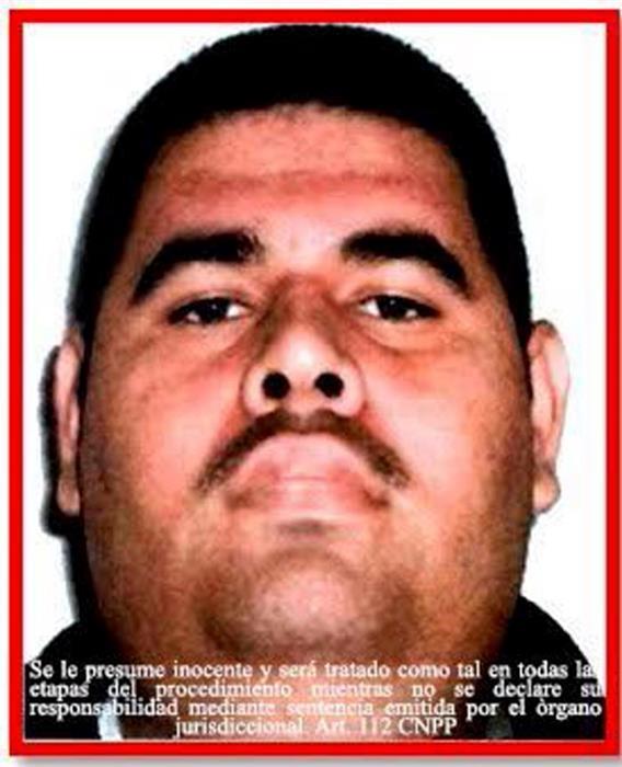 Juan Manuel Álvarez Inzunza - Cartel de Sinaloa | Foto EFE