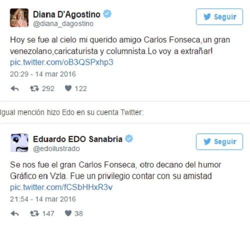 Twitter Carlos Fonseca