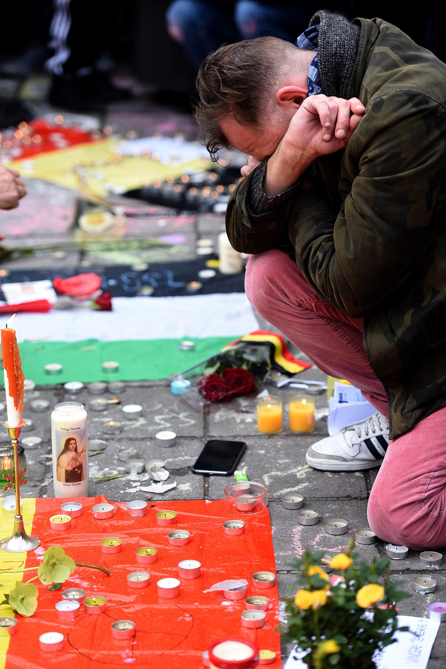 atatentados bruselas