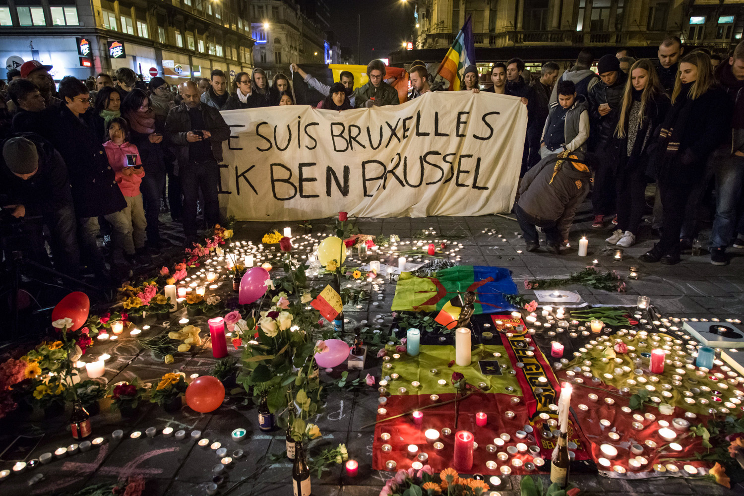 atatentados bruselas