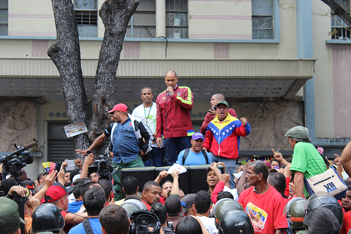 hector rodriguez marcha an 3