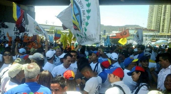 marcha anzoát4egui 12m