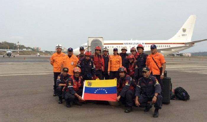 ayuda humanitaria venezuela ecuador