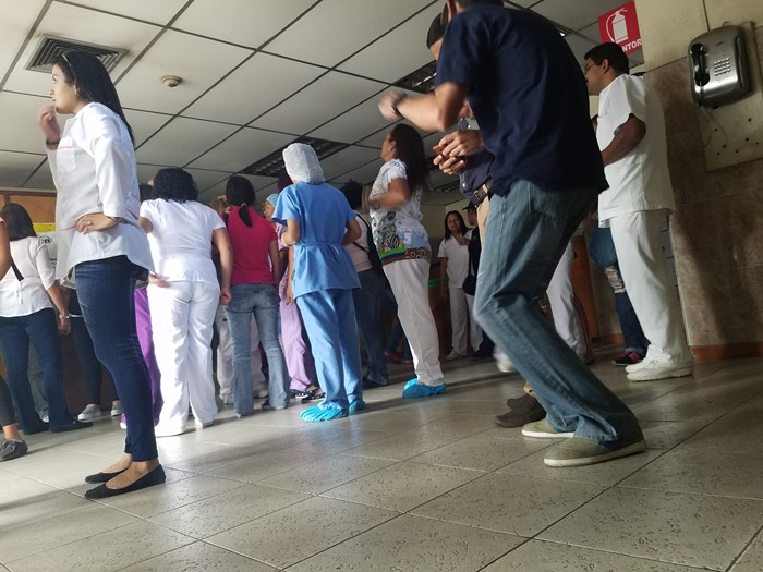 Clinica Popular Catia - Denunica - Falta Insumos - Corrupcion - Insalubridad (4)