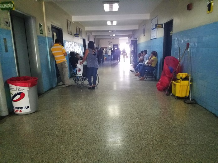 Clinica Popular Catia - Denunica - Falta Insumos - Corrupcion - Insalubridad (66)