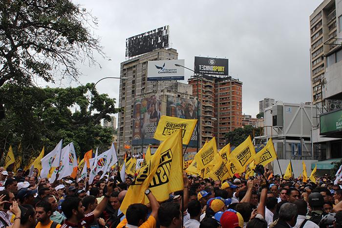 marcha oposicion cne 4
