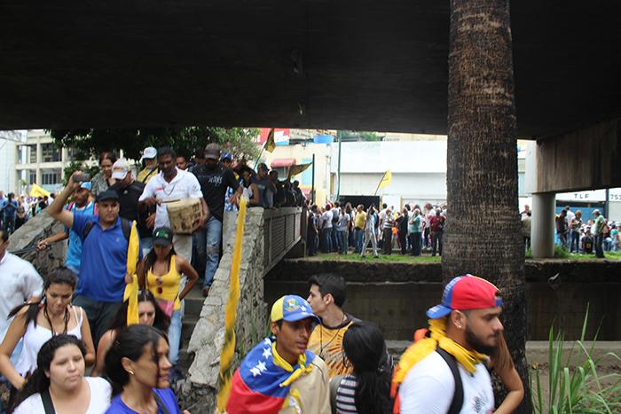marcha oposicion cne 6