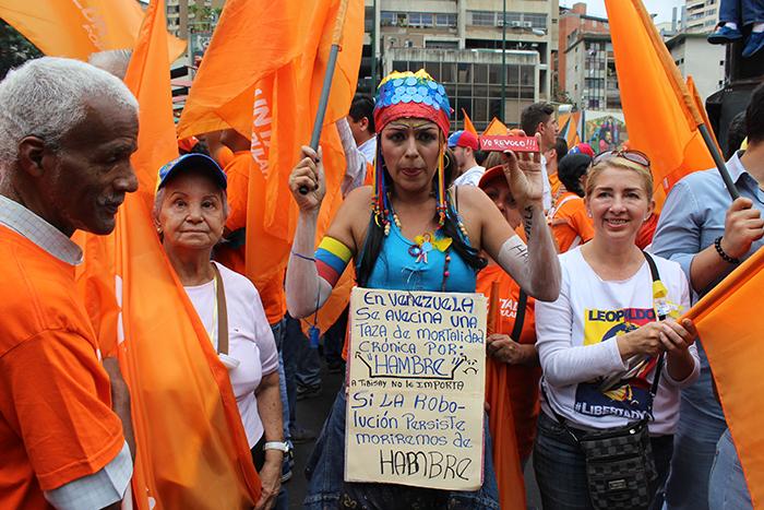marcha oposicion cne 9