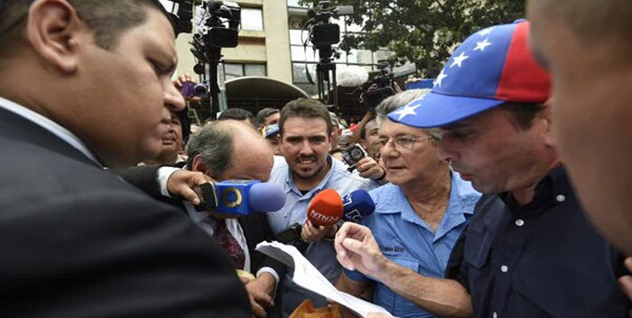 rector rondon capriles marcha oposicion 1852016