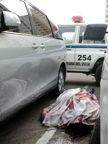 Asesinado Juan Carlos Meleán