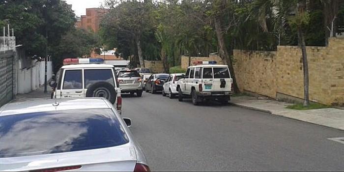 Muerte diplomatico Caracas (2)