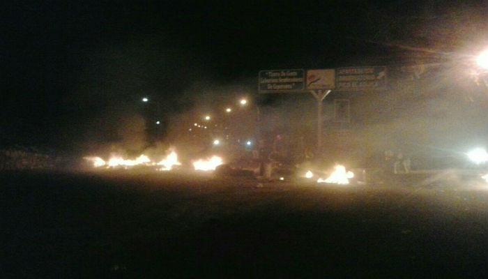 Protestan en Mérida