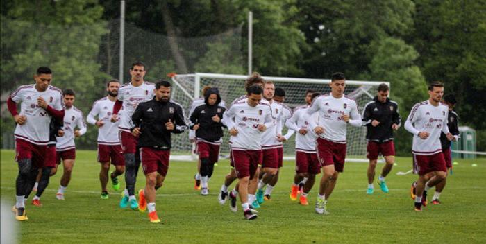 Vinotinto entrenamiento futbol 4