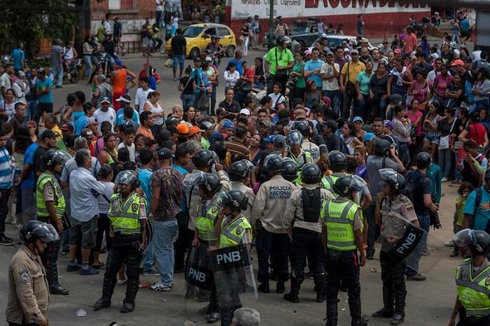 protesta catia PNB