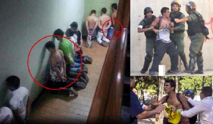 Resultado de imagen para imagen de venezuela sometida por la maldad