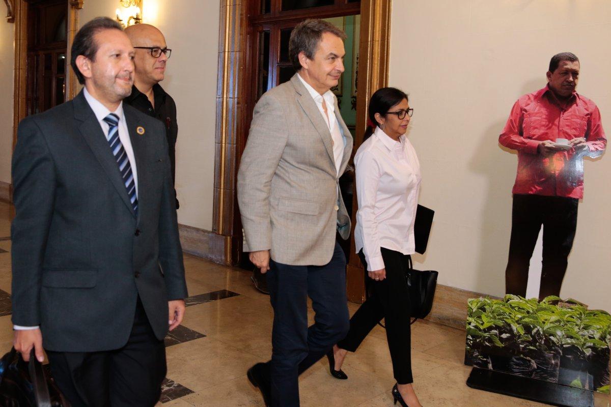 Maduro Zapatero 1
