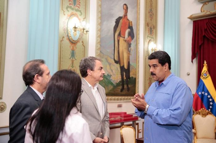 Maduro zapatero