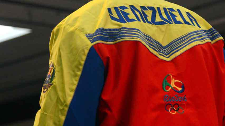 Venezuela Olimpicos Rio 2016 4