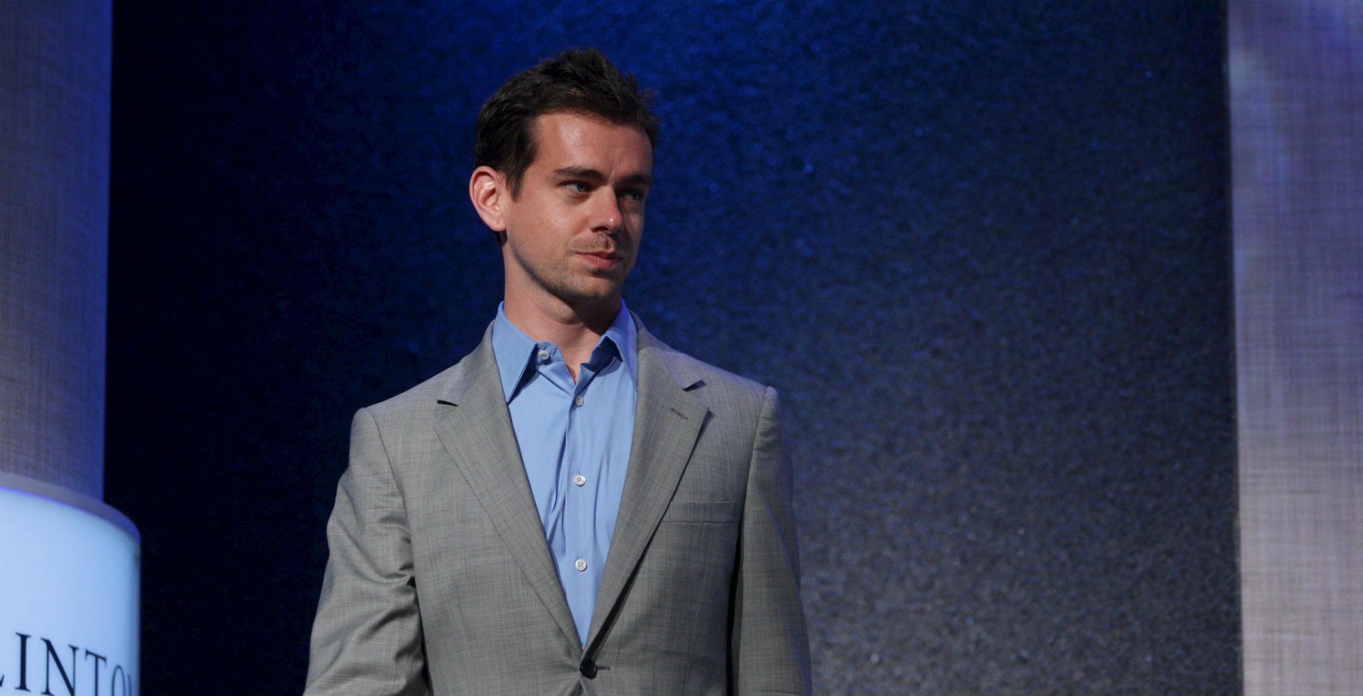 6.- El creador de Twitter, Jack Dorsey, trota 10 kilómetros todos los días. EFE/DANIEL BARRY
