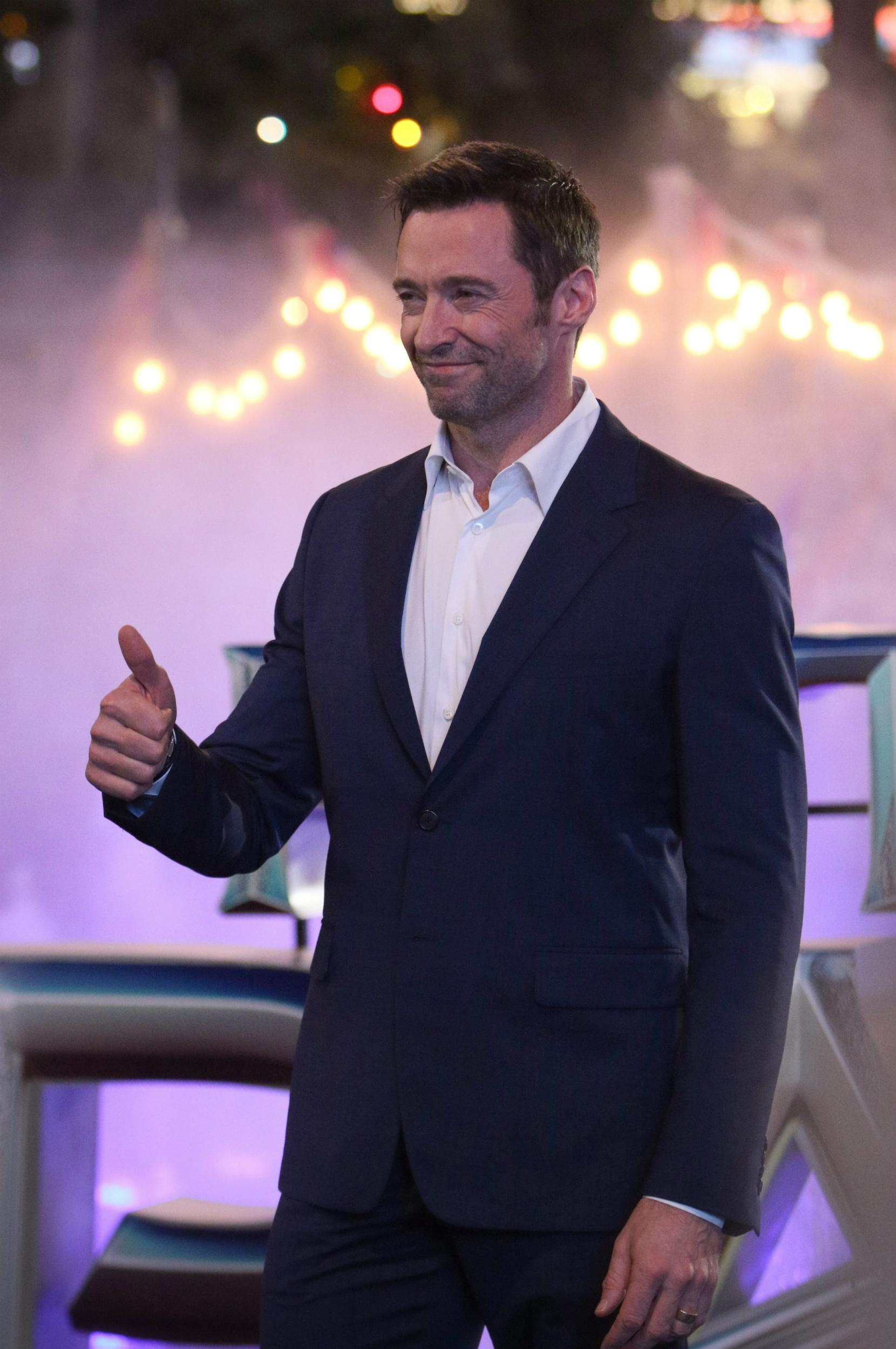 El actor Australiano Hugh Jackman se ha enfrentado a un cáncer de piel. EFE/Sáshenka Gutiérrez