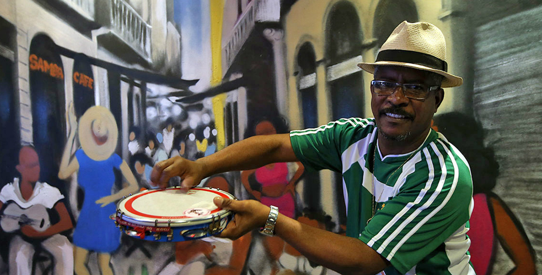 La samba todavía es joven y tiene mucho futuro por delante. Foto: Marcelo Sayao