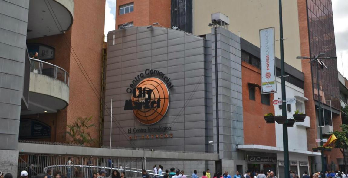 Resultado de imagen para centro comercial city market caracas